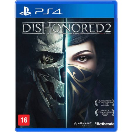 Dishonored 2 (Seminovo) - PS4