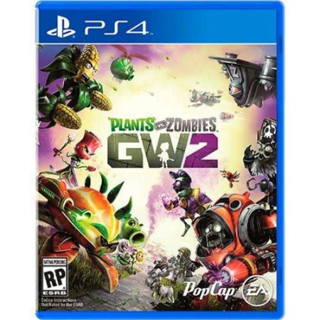 Plants Vs Zombies Gw 2 - PS4