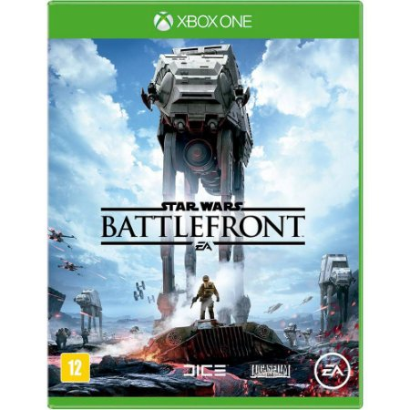 Star Wars - Battlefront - Xbox One - SEMINOVO