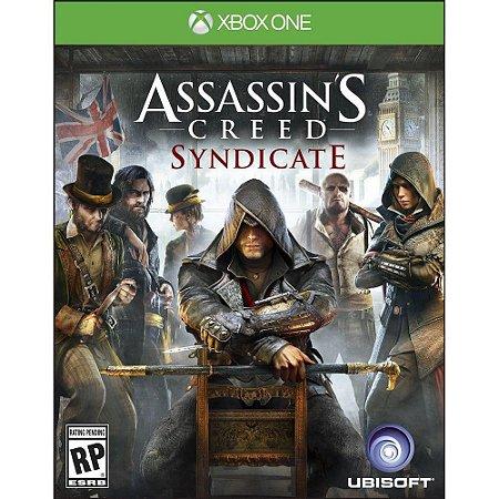 Assassin's Creed Syndicate - Xbox One - SEMINOVO