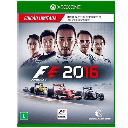 Fórmula 1 2016 - F1 - Xbox One