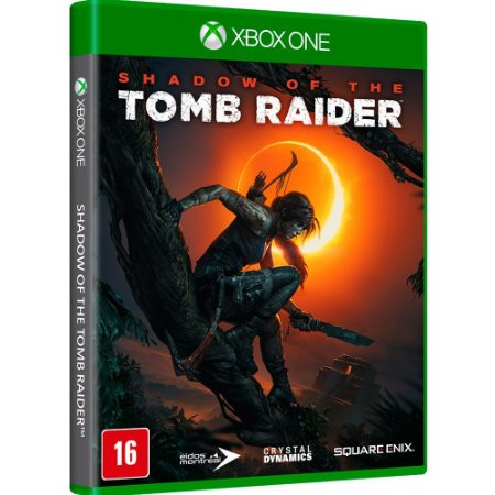 Shadow Of The Tomb Raider (Seminovo) - Xbox One