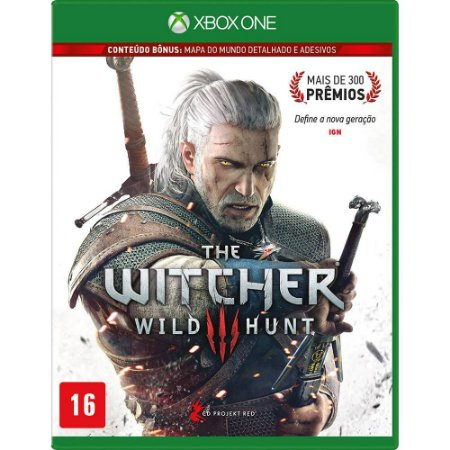 The Witcher 3: Wild Hunt (Seminovo) - Xbox One