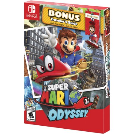 Super Mario Odyssey: Starter Pack - Switch