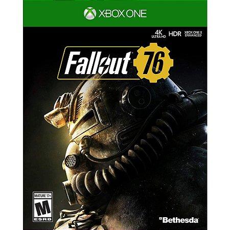 Fallout 76 (Disponível) - Xbox One
