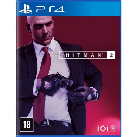 Hitman 2 (Seminovo) - PS4