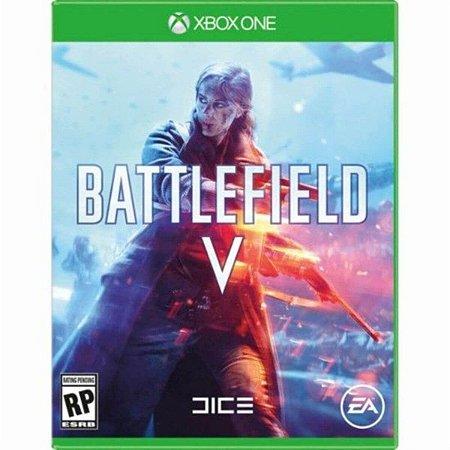 Battlefield V Bfv Bf5 (Seminovo) - Xbox One