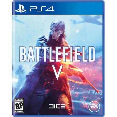 Battlefield V Bfv Bf5 - PS4