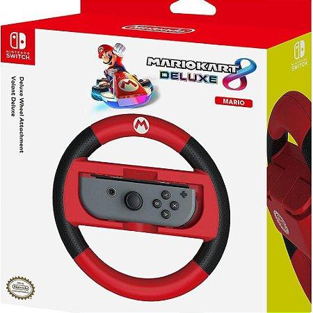 Volante Mario Kart Deluxe - Nintendo Switch