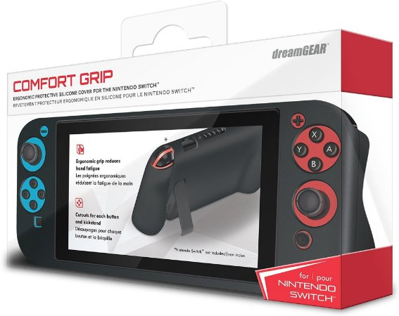 Comfort Grip DreamGear – Nintendo Switch