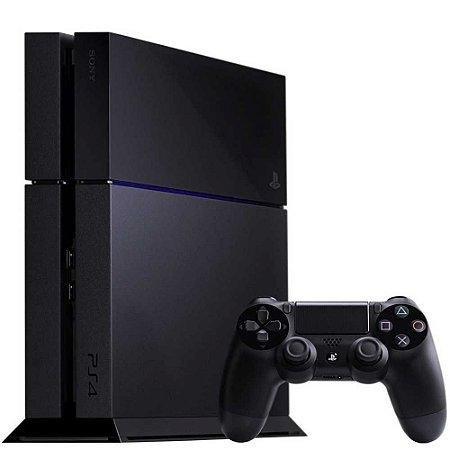 Console Playstation 4 Seminovo 500gb - OFERTA ESPECIAL - Sony