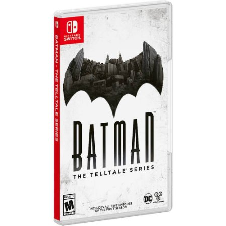 Batman: The Telltale Series Season One - Nintendo Switch