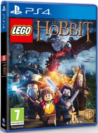 Lego The Hobbit - PS4