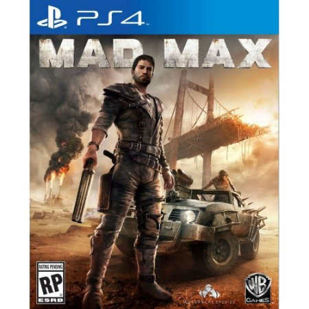 Mad Max (Seminovo) - PS4