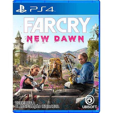 Far Cry FarCry New Dawn - PS4