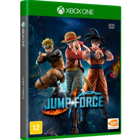 Jump Force (Seminovo) - Xbox One