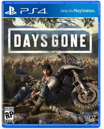 Days Gone - (PRÉ VENDA) + Brinde Exclusivo - PS4