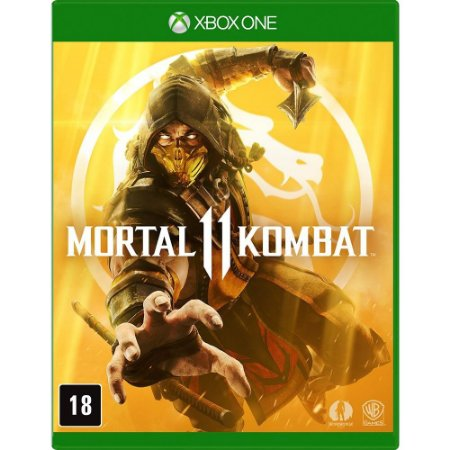Mortal Kombat 11 (Seminovo) - Xbox One