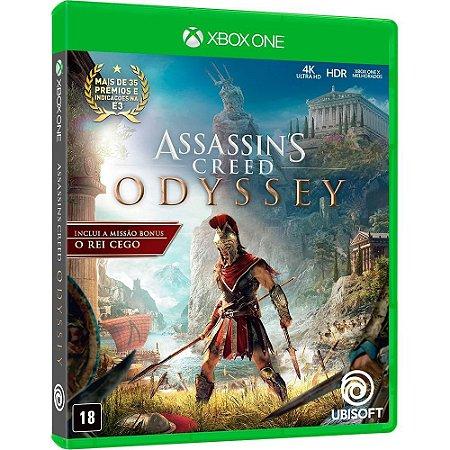 Assassins Creed Odyssey (Seminovo) - Xbox  One