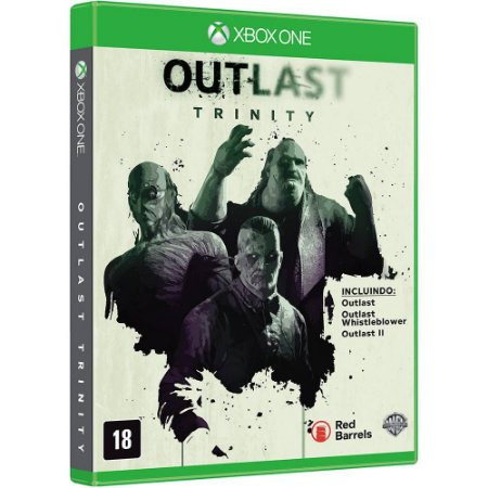 Outlast Trinity (Seminovo) - Xbox One