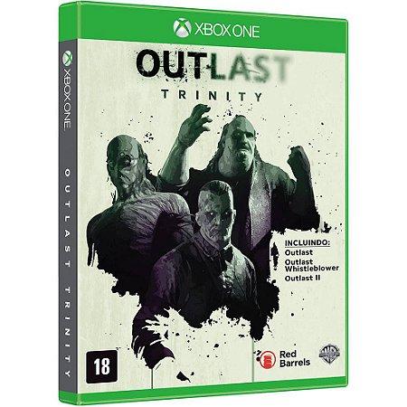 Outlast Trinity (Seminovo) - Xbox One