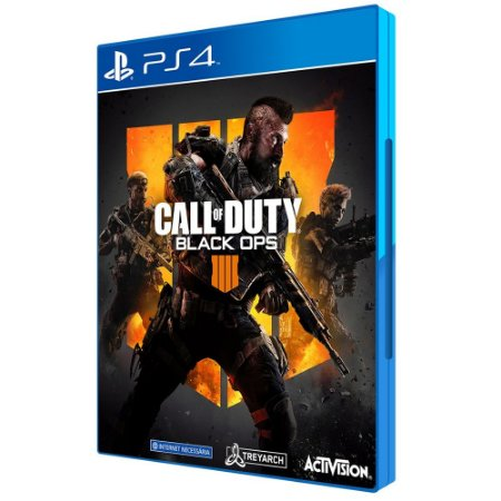 Call Of Duty Black Ops 4 (Seminovo) - PS4