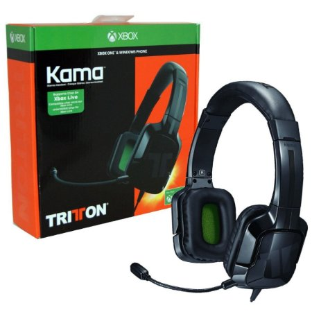 Headset Tritton Kama PS3 - PS4 Vita - PS4 - XBOX One