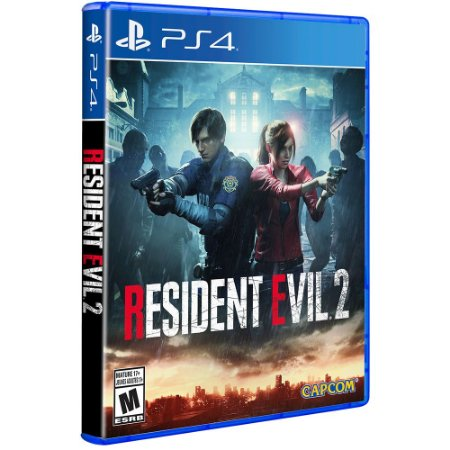 Resident Evil 2 Remake (Seminovo) - PS4