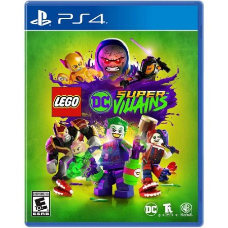 Lego Dc Super Villains (Seminovo) - PS4