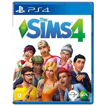 The Sims 4 (Seminovo) - PS4