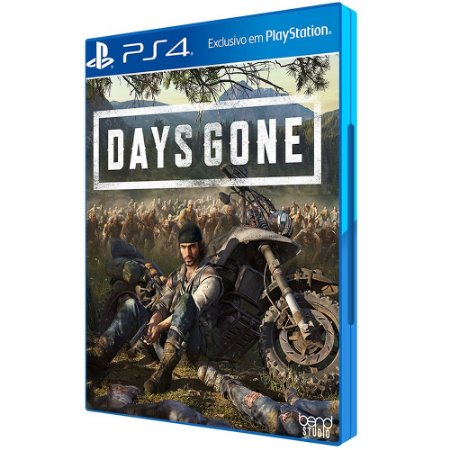 Days Gone (Seminovo) - PS4