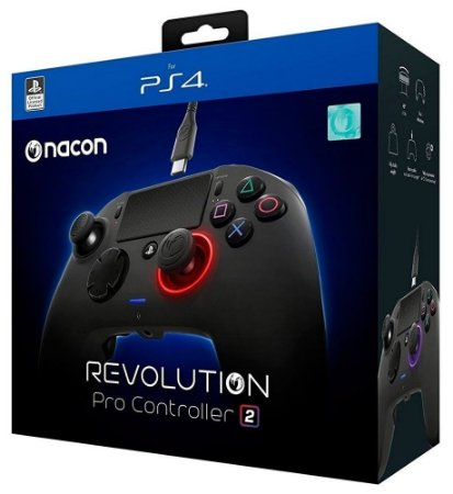 Controle Pro 2 Revolution Nacon V2 - PS4