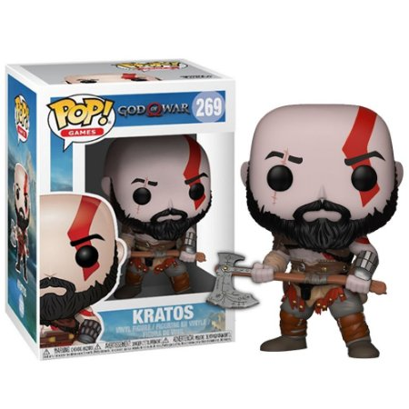 Funko Pop! Games - God Of War - Kratos #269