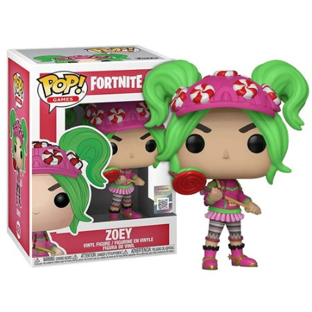 Funko Pop! Games - Fortnite - Zoey #458
