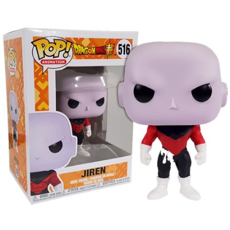 Funko Pop! Anime - Dragon Ball Super - Jiren #516