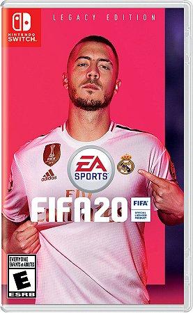 FIFA 20 - JÁ DISPONÍVEL - Nintendo Switch