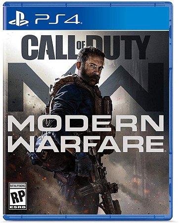 Call Of Duty Modern Warfare - PS4
