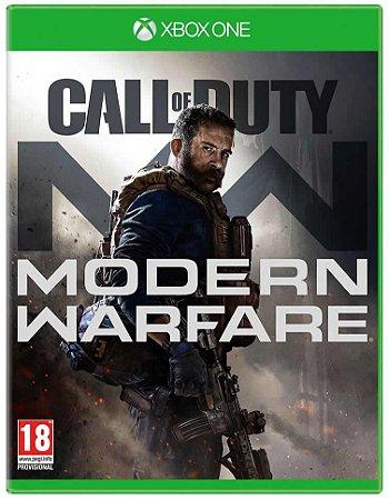 Call Of Duty Modern Warfare (Seminovo) - Xbox One