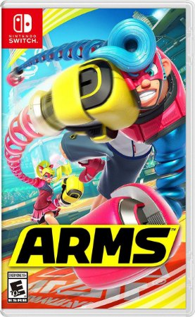 Arms (Seminovo) - Switch