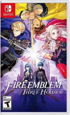 Fire Emblem: Three Houses (Seminovo) - Switch
