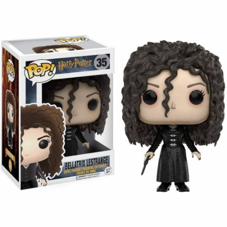 Funko Pop! Movies - Harry Potter - Bellatrix Lestrange #35
