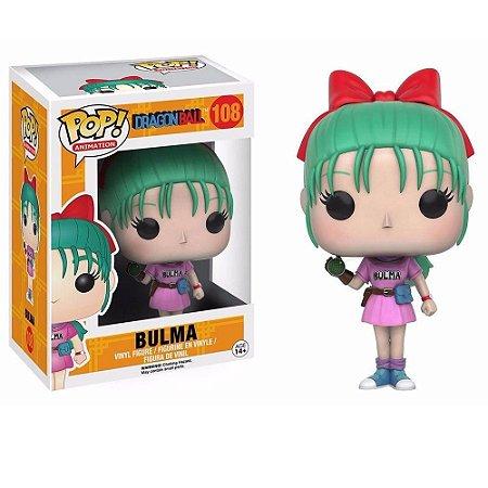 Funko Pop! Anime - Dragon Ball - Bulma #108