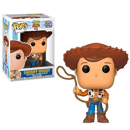 Funko Pop! Movies - Toy Story 4 - Sheriff Woody #522