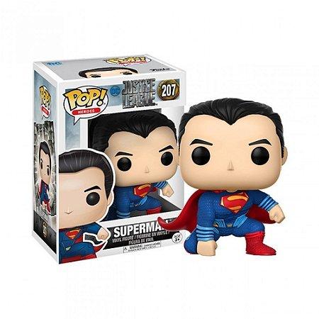 Funko Pop! Movie - Liga da Justiça - Superman #207