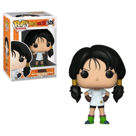 Funko Pop! Anime - Dragon Ball Z - Videl #528