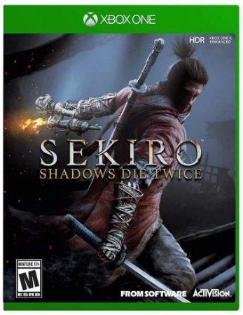 Sekiro: Shadows Die Twice (Seminovo) - Xbox One