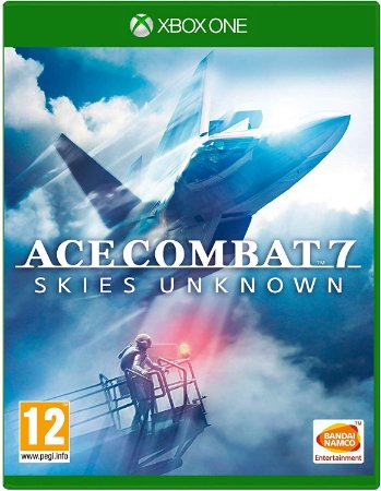 Ace Combat 7 Skies Unknown (Seminovo) - Xbox One