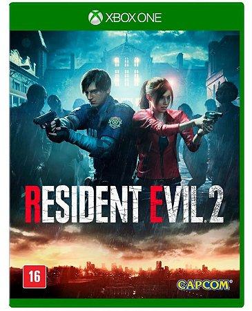 Resident Evil 2 Remake (Seminovo) - Xbox One