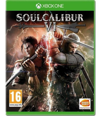 Soul Calibur 6 VI (Seminovo) - Xbox One