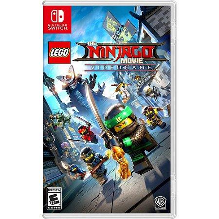 Lego Ninjago Movie Video Games - Switch